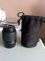 Nikon AF-S 55-200mm 1.4-5.6G ED Telephoto lens PERFECT CONDITION