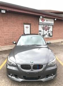 2004 BMW 5 Series 545i. SMG 6 SPEED!! PADDLE SHIFT SPORT PACKAGE