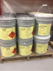 5 Gallon Pails Aexcel Traffic Paint Low Voc Yellow White Blue Oil Alkyd Based Line Striping Paint Acrylic Bulk Stencil