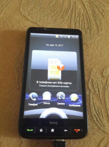 * HTC HD2: A legendary phone running all versions of Android
