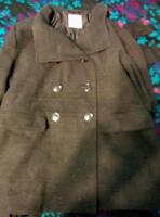 Old Navy Peacoat - size L