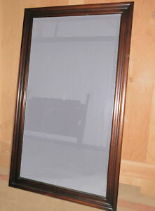 Gibbard Wood Framed Mirror