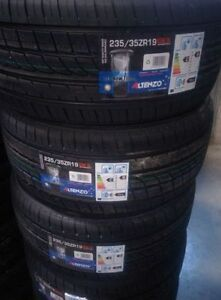 Altenzo Summer Tires 235 35 R19 BRAND NEW - ( * WheelsCo *)