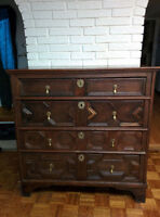 17TH Century William and Mary Dresser