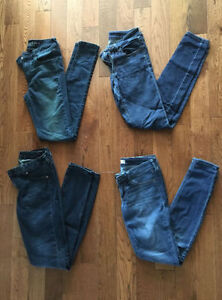 Jeans & Shorts (great condition/cheap!) London Ontario image 1