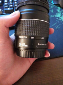 Canon EOS 60 D with 28-80mm lenses London Ontario image 2