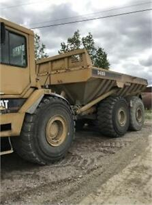 1994 Caterpillar D400D ARticulating Rock Truck