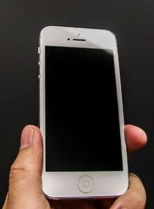64g iPhone 5 (GREAT CONDITION!)
