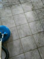 TILE & GROUT / CARPET CLEANING