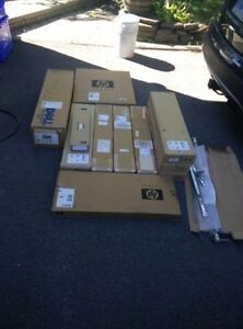 Server Equipment LOT  ALL OF THIS IS 300$