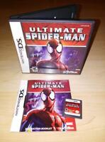 Ultimate Spiderman For The Nintendo DS Ottawa Ottawa / Gatineau Area Preview
