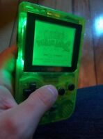 Modified Vintage Gameboy / Color / Pocket for gaming & chiptune