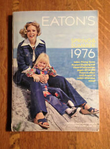 Eaton's Spring and Summer Catalogue 1976