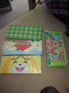 Animal Crossing 3DS Faceplates