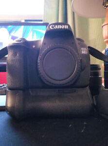 Canon EOS 60 D with 28-80mm lenses London Ontario image 5