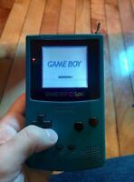 Modified Vintage Gameboy / Color / Pocket for gaming an chiptune