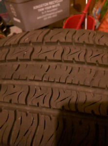 All Season x 4 (Used MotoMaster TIres) - 205/65/R15