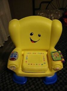 Fisher-Price Smart Stages learning chair