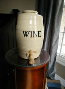 Wine Jar / Jug