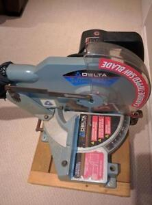 "Delta 10"" Power Mitre Saw"