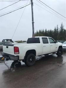 2009 GMC Sierra 2500HD FULL LOAD DIESEL