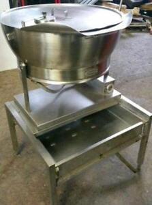 15 Gallon Commercial Tilt Skillet/Braising Pan