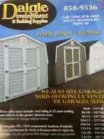 BABY-BARNS/GARAGES