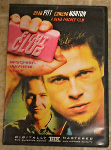 Fight Club - DVD St. John's Newfoundland image 1