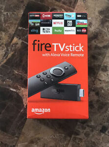 Amazon Firestick Gen2 pre loaded with the latest Kodi build