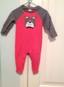9 month Carter's one piece outfit