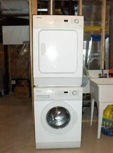24 inch apartment size washer dryer