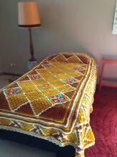Vintage candlewick bedspread heavy Port Elliot Alexandrina Area Preview