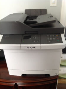 LexMark Color all-in-one Printer