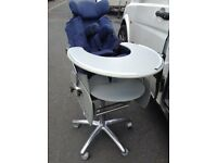 Disability /special needs chair on wheels £30