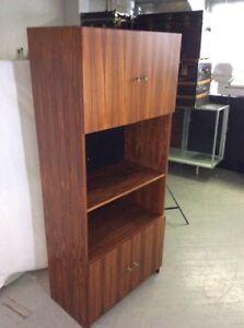 bibliothèques étagères bureau commode bahut teak teck antique
