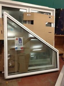 """""""NEW""""  V-weld windows  only 2 left $325 each or $600 for """"two"""""""