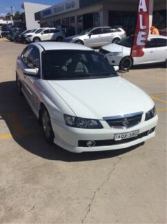 2004 Holden Calais VY II White 4 Speed Automatic Sedan East Maitland Maitland Area Preview