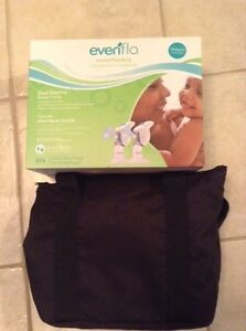 Dual Electric Evenflo Breast pump