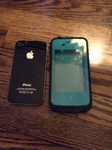 IPhone 4 with Lifeproof case