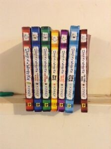 Books-Diary of a wimpy kid