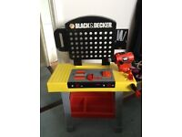 Little Tike Tool bench kids