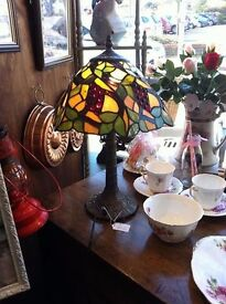 Tiffany Style Lamp - REDUCED