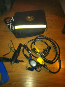 Complete Instructors SCUBA SET - $2100 FIRM / Sorry will not sep