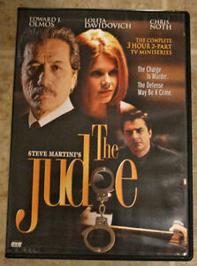 The Judge - DVD St. John's Newfoundland image 1