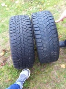 4 studded winter tires 195/50/R16
