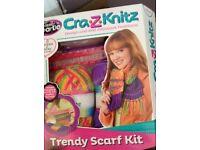Crazy knit