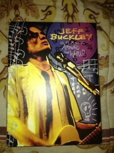 Jeff Buckley Grace around the world Dvd/cd