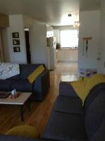 Appartement 4 1/2 à louer Ste-Foy - 1er août (flexible)