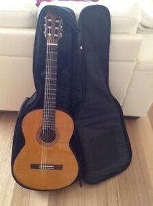Yamaha Classical Guitar with Tuner and starter disk Yokine Stirling Area Preview