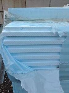 """Blue Dow Styrofoam 1.4 """" X 24"""" X 98""""-R 7.4"""